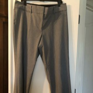 Ann Taylor Loft Light Grey Pants
